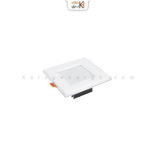 لامپ سقفی توکار هالوژنی گلاریس پارس شعاع