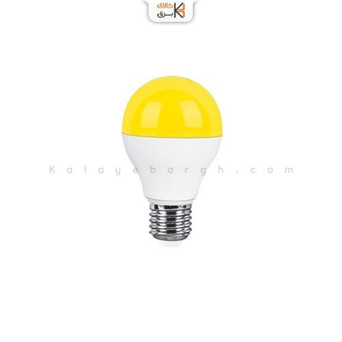 لامپ حبابی رنگی پارس شعاع