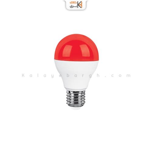 لامپ ال ای دی 9وات قرمز پارس شعاع