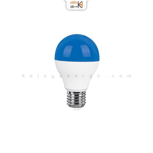 لامپ ال ای دی 9وات آبی پارس شعاع