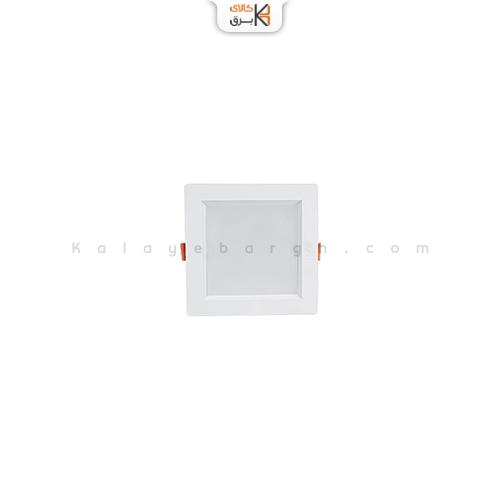 چراغ سقفی سولاریس 12وات مربع پارس شعاع