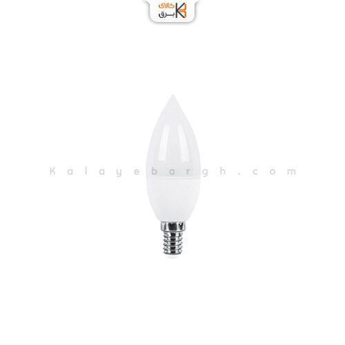 لامپ شمعی 6وات پارس شعاع توس